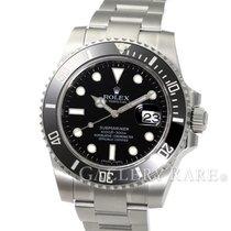 롤렉스 (Rolex) Rolex Submariner Date Ceramic Bezel Steel 40MM...