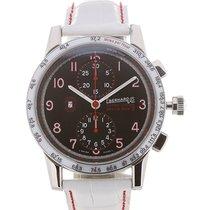 Eberhard & Co. Tazio Nuvolari Grand Prix TN 43 Black Dial...