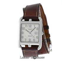 Hermès Unisex  Cape Cod CC1.710 Double Tour Date Automatic 29MM