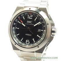 IWC Ingenieur Dual Time Serial