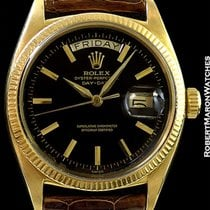 Rolex 6611 B Day Date President 18k Original Papers