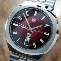 Rado Companion Swiss Made Vintage Mens Automatic Stainless...