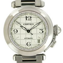 Cartier Pasha 35mm automatico art. Ca07
