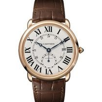Cartier W6801005 Ronde Louis Cartier mens 40mm Automatic in...