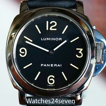 Panerai PAM 02A Luminor Base Model Tritium Painted 44mm, Ref....