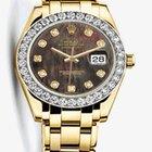 Rolex Lady-Datejust Tahitian Pearl Diamond