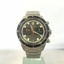 Tudor Heritage Chronograph Stahl Automatik Ref. 70330N LC100