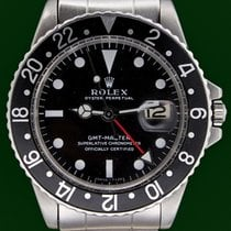 Ρολεξ (Rolex) GMT Master 1675 MARK 1 Long E 1968
