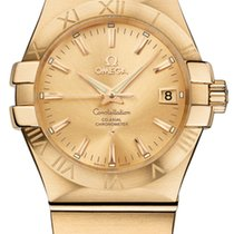 Omega Constellation Co-Axial Automatic 35mm 123.50.35.20.08.001