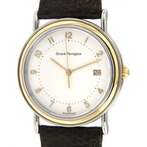 Girard Perregaux Vintage Yellow Gold, Steel, Quartz, 34mm