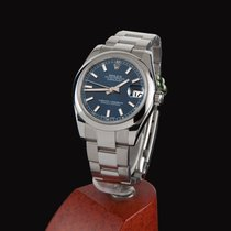 Rolex Oyster Perpetual Datejust 31mm Steel Medium Size