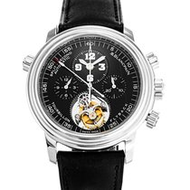 Blancpain Watch Leman Split Second Tourbillon 2189F-3430-63B