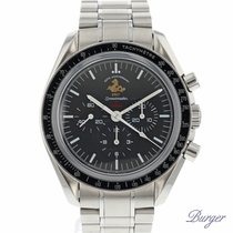 Omega Speedmaster 50th Anniversary Patch Limited Series