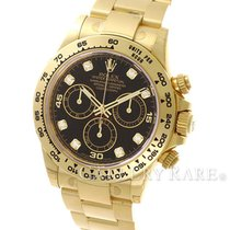 롤렉스 (Rolex) Cosmograph Daytona Diamond Index Yellow Gold 40MM...