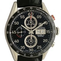 TAG Heuer Carrera Calibre 16 Day Date Stahl Automatik 43mm