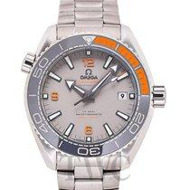 Omega Seamaster Planet Ocean 600M Master Chronometer Titanium...