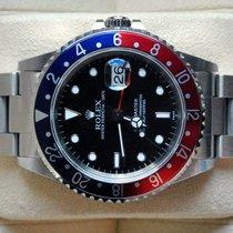 Rolex [Service + 24M. Warranty] GMT-Master - A - 2000