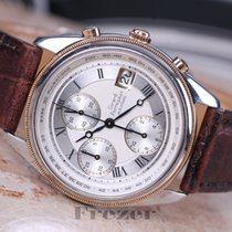 Girard Perregaux Olimpico Chronograph Steel & Gold