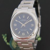 Rolex Oyster Perpetual Blue NEW 116000