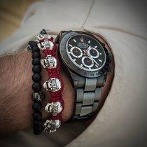 Rolex DAYTONA DLC by EMBER watches