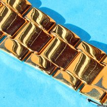 Rolex Gold Electro Plated Oyster Watch 19mm Bracelet 78351