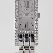 Chopard Classiques Ladies White Gold Diamond Watch 109052