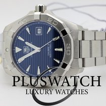 TAG Heuer AQUARACER 300M Calibro 5 40,5mm Automatic Blue Dial