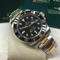 勞力士 (Rolex) Cally - Used Discontinued Diamond 116613LN-8DI...