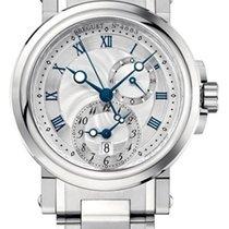 Breguet Marine Dual Time GMT