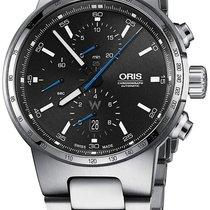 Oris Williams F1 Team Chronograph Date 44mm 01 774 7717...