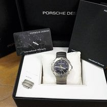 Porsche Design by Eterna P6000 Diver Titanium Full Set