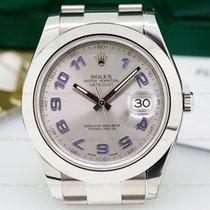 Rolex 116300 Datejust II SS Silver Dial (24969)