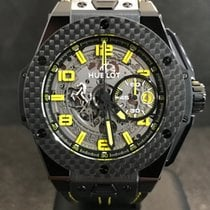 Hublot Big Bang Ferrari Ceramic - Carbon  LIMITED