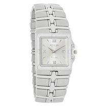 Raymond Weil Parsifal Mens Stainless Steel Swiss Quartz Watch...