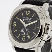 Panerai 8 Days Power Reserve PAM027 A TRITIUM 1998 Box &...