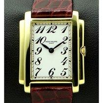 Patek Philippe | Gondolo Lady, Ref 4824, 18 Kt Yellow Gold,...