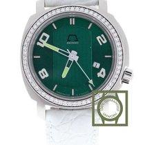 Ανώνυμο (Anonimo) Diamond Diver green dial NEW