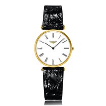 Longines La Grande Classique Gold Quartz Ladies Watch L45122112