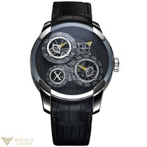 Harry Winston Opus XX 18K White Gold Men's Watch