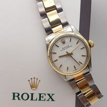 Rolex - Oyster Perpetual Ref. 6551 - GOLD (14 kt) - Year 1972...