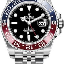 Rolex GMT-Master II Jubile bracelet Pepsi 126710BLRO