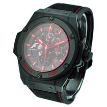 Hublot 710.CI.0110.RX.MZA10 F1 King Power Monza Black Ceramic...
