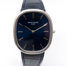 Patek Philippe Golden Ellipse D´or Platin 5738P-001