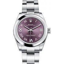 ロレックス (Rolex) Oyster Perpetual 31 Ladies Midsize 177200-RDGRO...