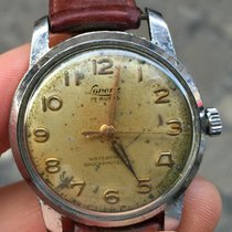Lorenz 34 mm star manuale manual vintage steel
