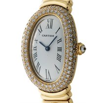 cartier baignoire all prices for cartier baignoire watches on chrono24. Black Bedroom Furniture Sets. Home Design Ideas