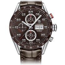 TAG Heuer reloj tac heuer CV2A1S.FC6236 CARRERA 43 MM Calibre...
