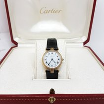 까르띠에 (Cartier) VLC SM 3Gold Quartz Lady