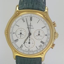 Ebel 1911 Chronograph 18k Gelbgold