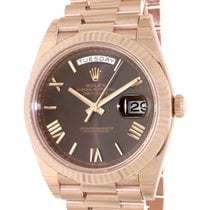 Rolex Day Date 228235 In Rose Gold, 40 Mm